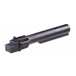 CAA Tactical AKTSP - AK47 Stamped Receiver 6 Position Polymer Tube w storage accepts M4 Carbine Stock