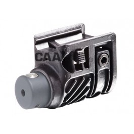 CAA Tactical PL1 - 19mm Picatinny Light/laser Mount. Polymer Made