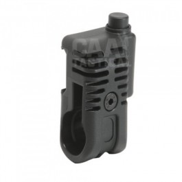 CAA Tactical PLS34Q - Low profile screw tightened light/laser mount - 19mm. Polymer made.