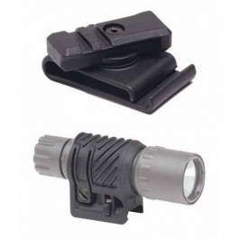 CAA Tactical RC2 + PL2 - 54mm Belt Picatinny Rail Clip + Light Adaptor.