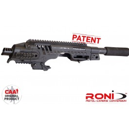 CAA Tactical RONI G2-9 BMX PDW Conversion kit  for GLOCK 17, 18, 19, 22, 23, 25, 31, 32