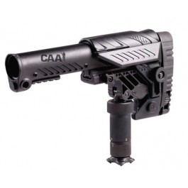 CAA Tactical SRS - Sniper Stock with leg for A2 Rifle and SR25