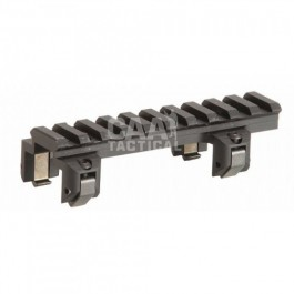 CAA Tactical TR5 - Tight top mount Picatinny rail - ideal for red-point sights and For MP5/K/SD, G3 .