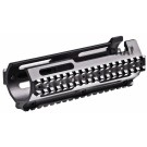 CAA Tactical HX3SD - 3 Picatinny Hand Guard Rail for MP5SD . Aluminum Made