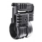CAA Tactical PLS1 - Low profile screw tightened light/laser mount - 25.4mm. Polymer made.