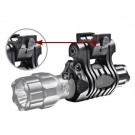 CAA Tactical UFH3P - 5 Positions Quick Release Light/laser Mount - 24.4-27mm. Polymer Made
