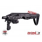 RONI-G126 for Glock Pistol Carbine Conversion Kit By CAA Tactical